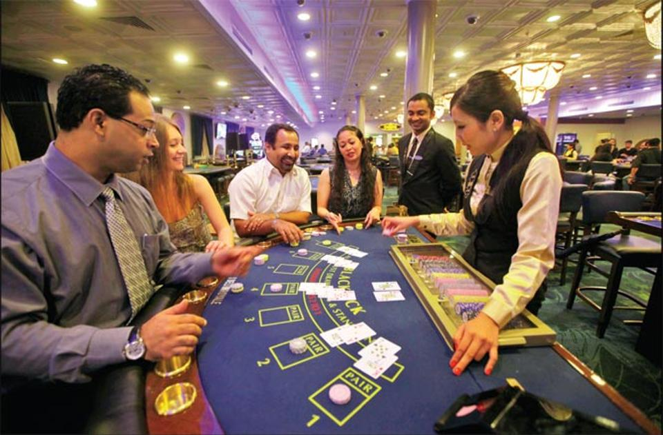 Financial benefits available for online casino players