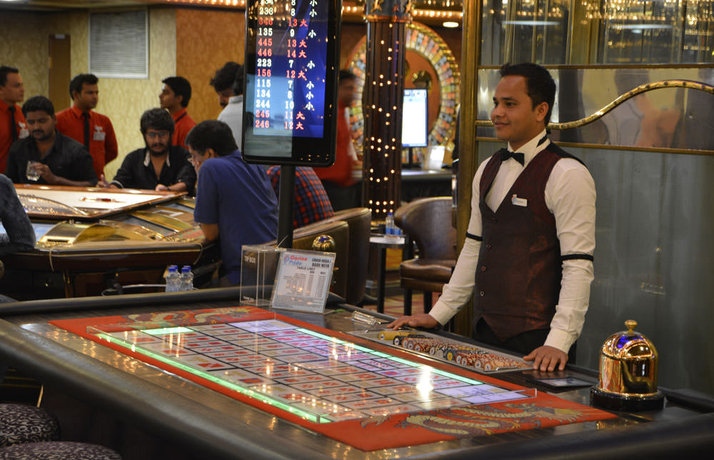 Play safe and secure casino games from online