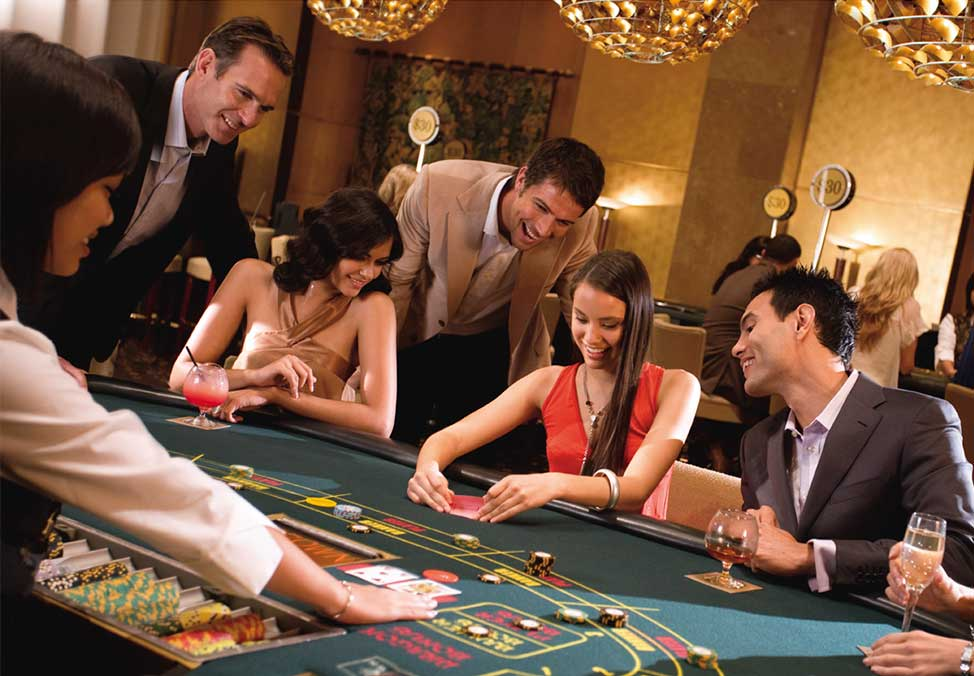 Gambling at Online Casinos with a Real Account